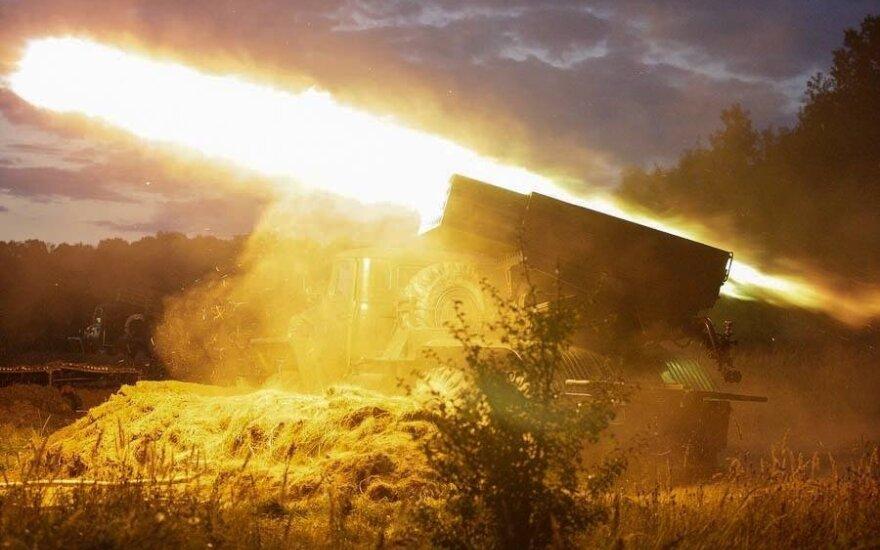 """Оккупанты на Донбассе разместили десятки """"Градов"""" вне линий отвода"""