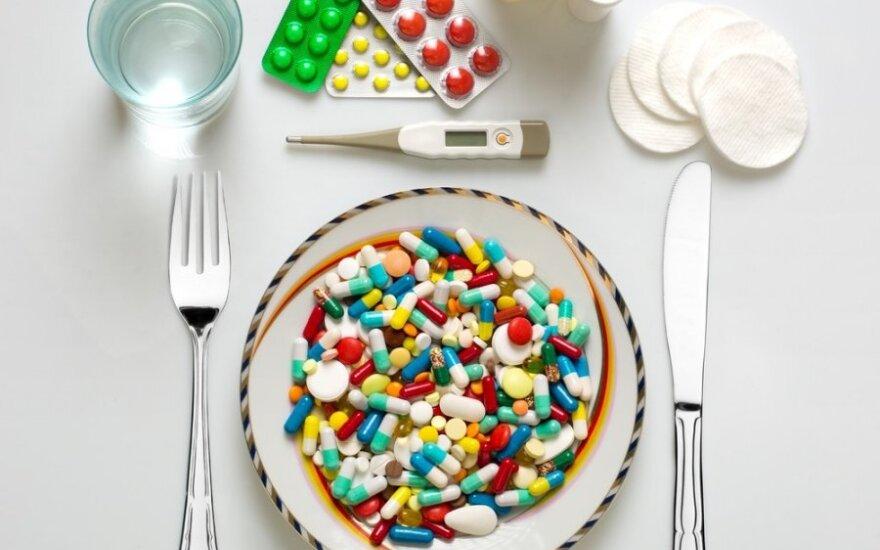Ученые сомневаются в витаминах