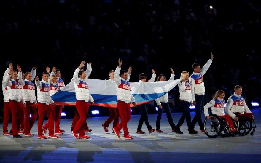 Rusijos parolimpiečiai