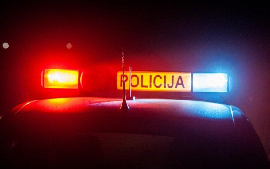 Полиция разыскивает водителя, сбившего человека и сбежавшего с места ДТП