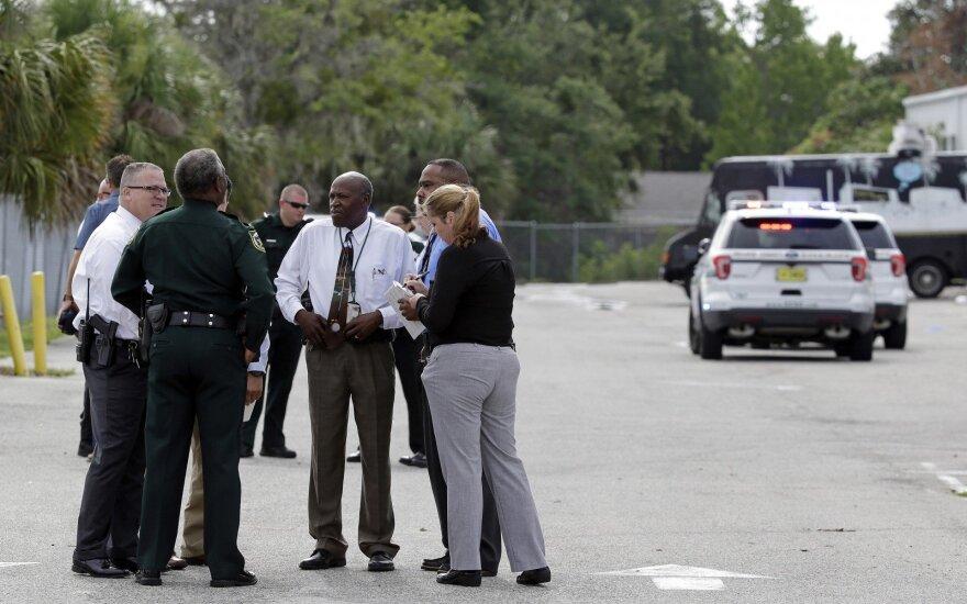 США: в промзоне в Орландо произошла стрельба, есть погибшие