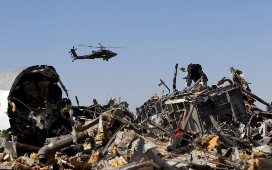 Эксперты назвали три версии разрушения А321 в воздухе