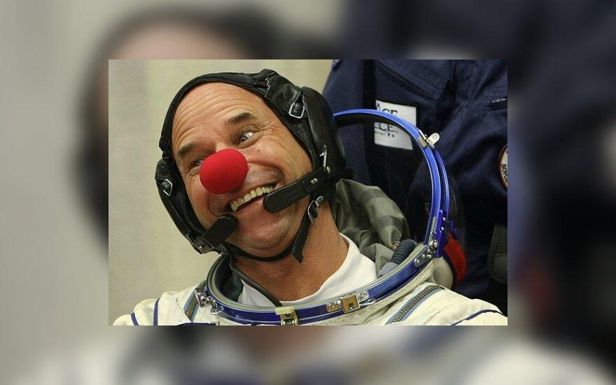 Космический турист прибыл на МКС