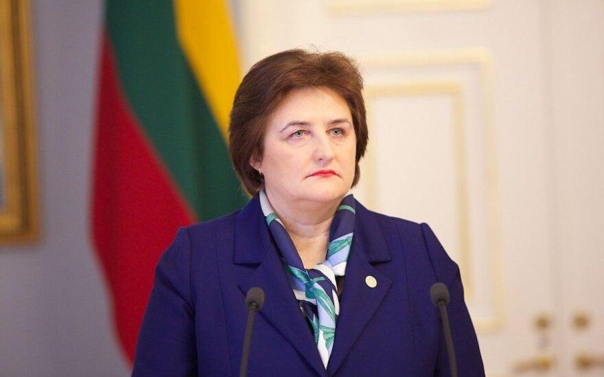 Граужинене: невзирая на репрессии, литовский народ не сломался