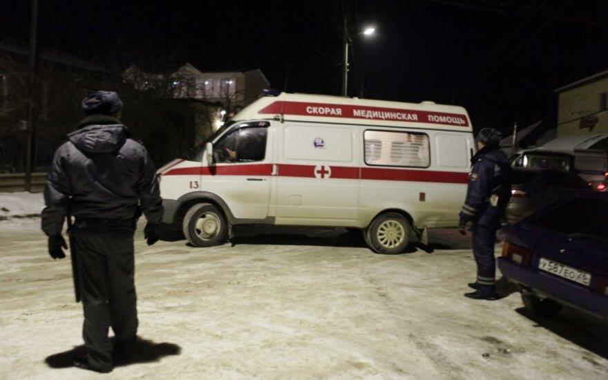 Обвиняемый в теракте в Ставрополе в 2010 году получил пожизненный срок