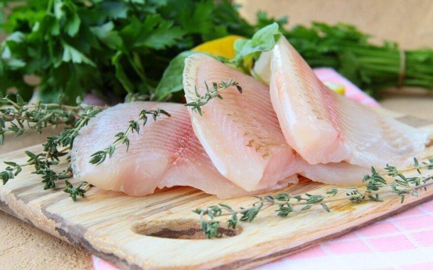 Россия запретила транзит рыбной продукции через Литву