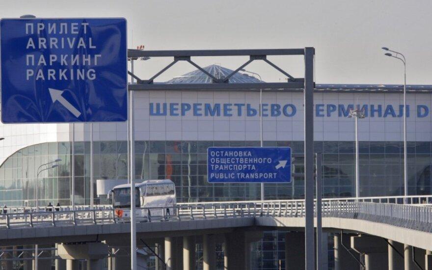Šeremetjevo 3, Terminalas D