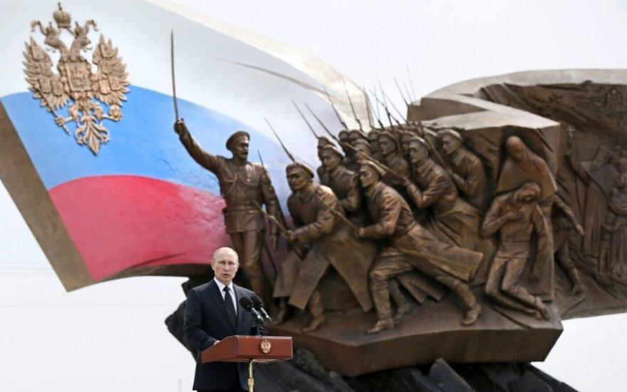 """Запад предостерег Россию от """"миротворческой операции"""""""