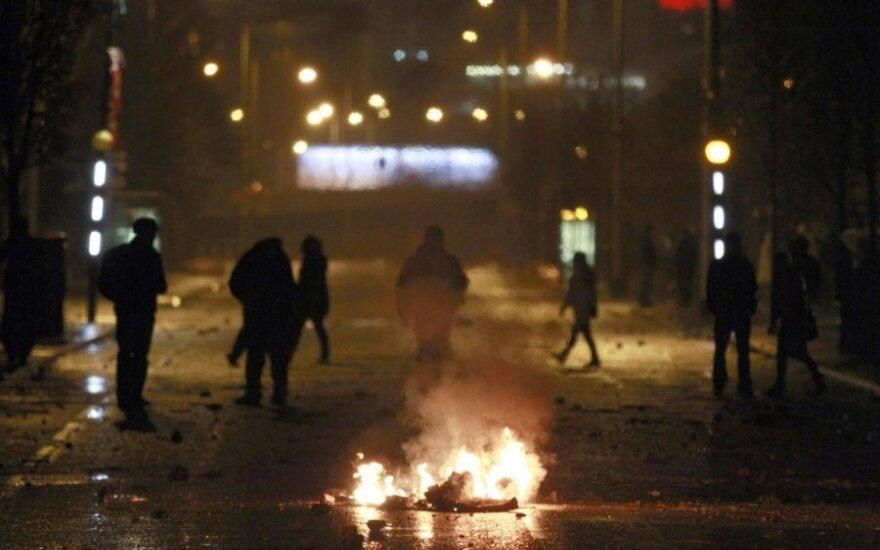 W Belfaście eksplodowała bomba