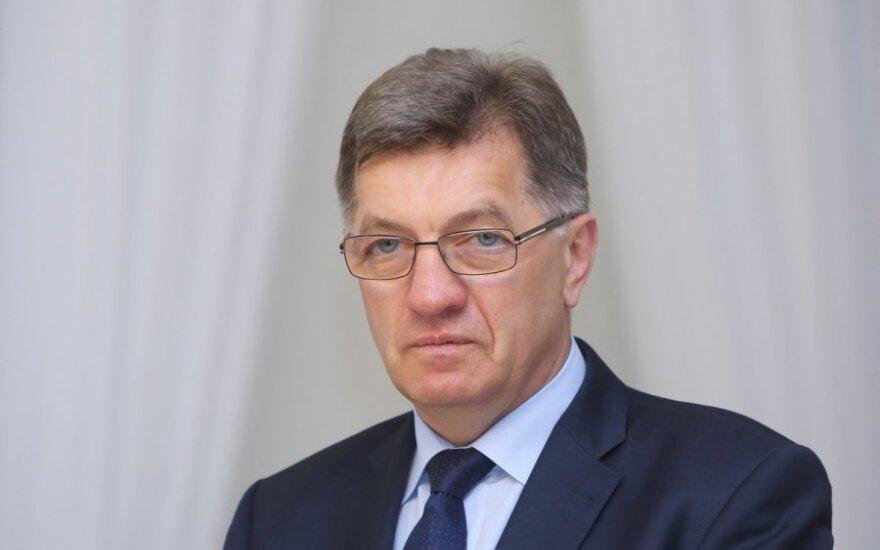 Algirdas Butkevičius: Nie obniżymy VAT na produkty rolnicze