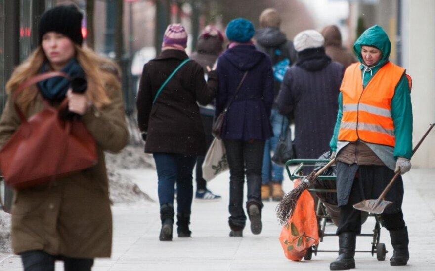 В Балтийских странах - самое интенсивное сокращение безработицы