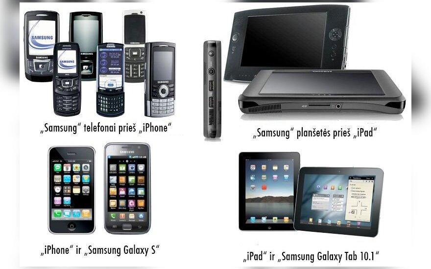 Wojna Apple z Samsungiem