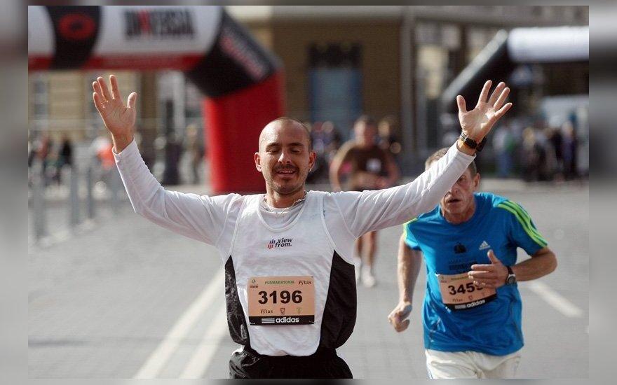 На Вильнюсском марафоне планируют собрать 10 000 участников