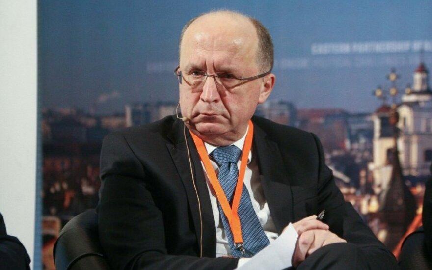 """Andrius Kubilius: Fraza """"F*ck the EU"""" napawa optymizmem"""