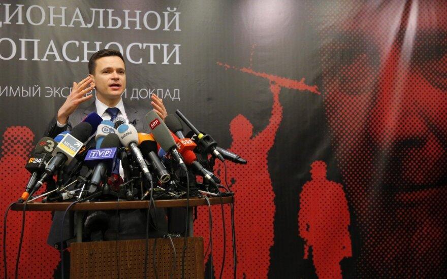 Оппозиционер Илья Яшин: Рамзан Кадыров должен уйти