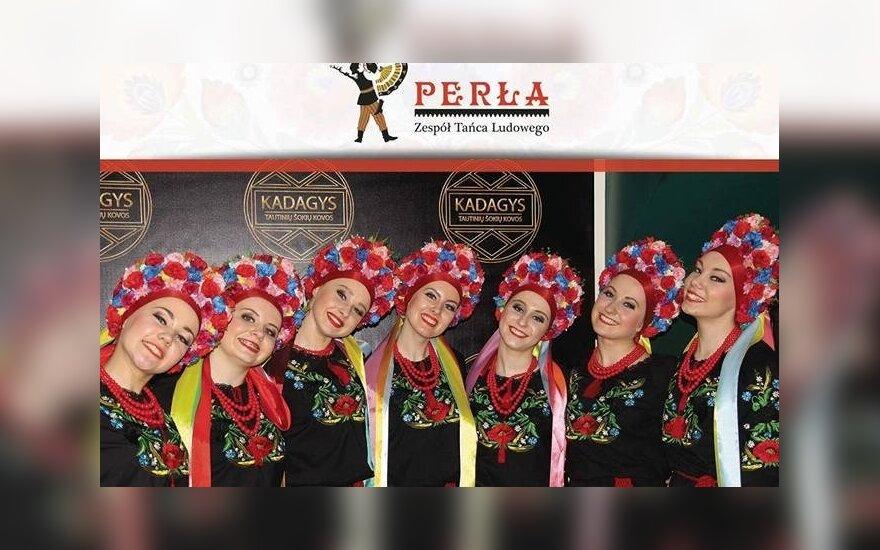 """Zespół Tańca Ludowego """"Perła"""""""