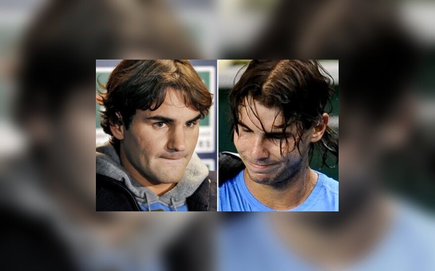 В финале Australian Open сойдутся Федерер и Надаль