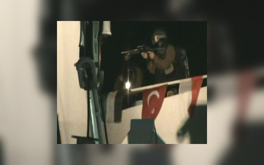 """Израиль вернул Турции суда """"флотилии свободы"""""""