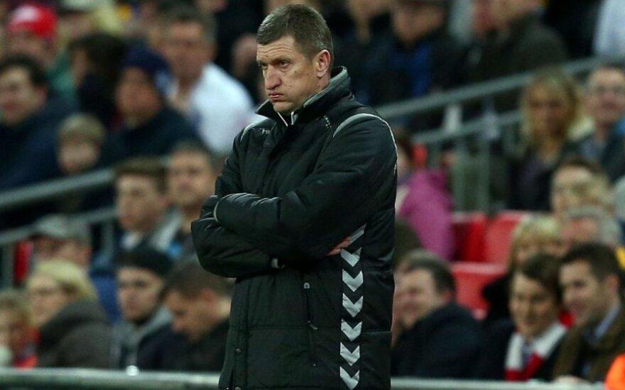 Футбол: Литва одержала победу над Сан-Марино, но болельщики в ярости
