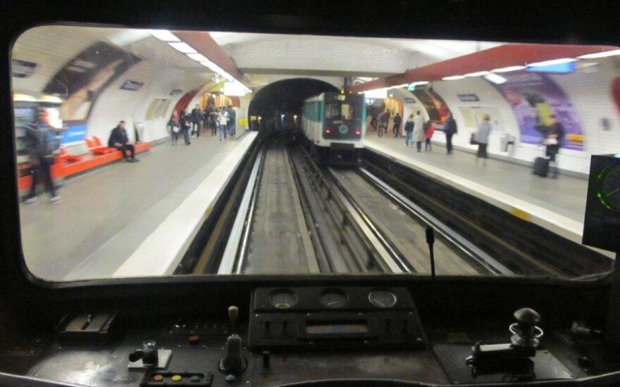 Правительство одобрило проект метро в Вильнюсе