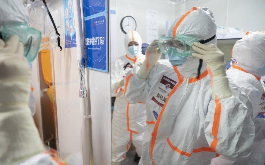 Эпидемиолог: 27 случаев коронавируса в Литве – тяжелые