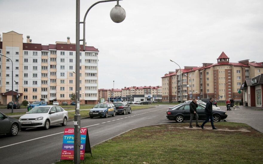 В Островце количество жителей удвоится: новые многоквартирные дома построены для специалистов из России