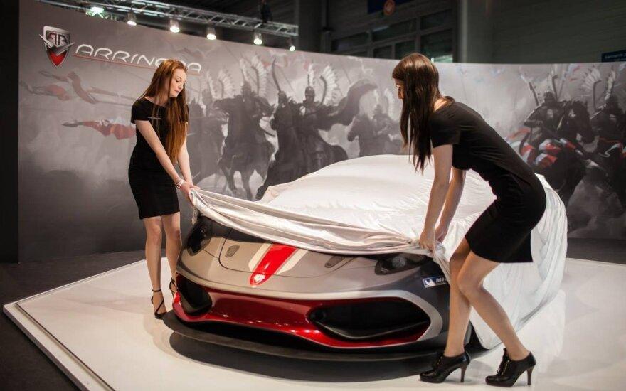 Polska wreszcie ma własny samochód wyścigowy w klasie GT