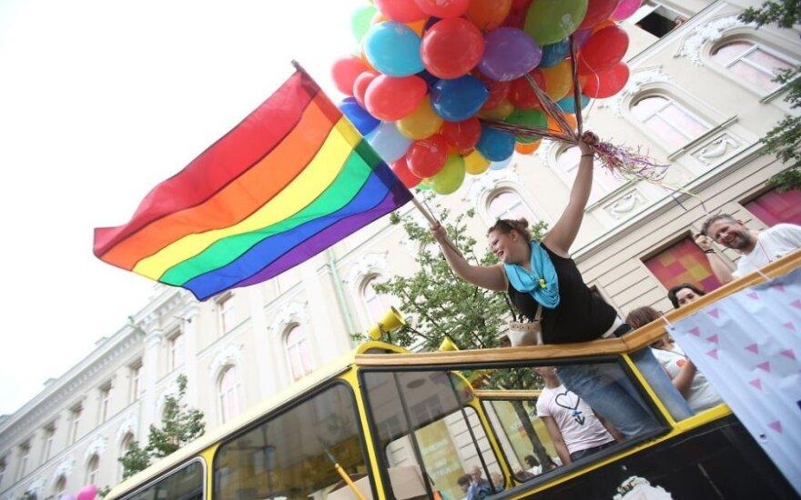 Лига геев Литвы обратилась в суд по поводу запрета на видеоклип