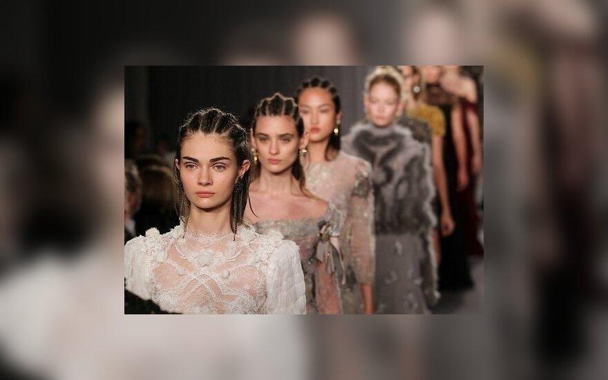 В Нью-Йорке Неделя моды определяет актуальные цвета осени