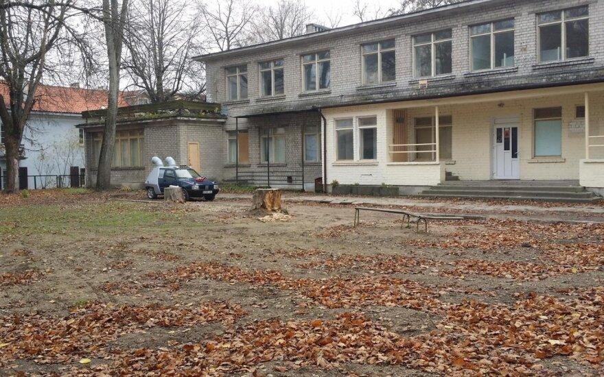 Teritorija, kurioje stovėjo Vilniaus Didžioji sinagoga ir vyko archeologiniai kasinėjimai