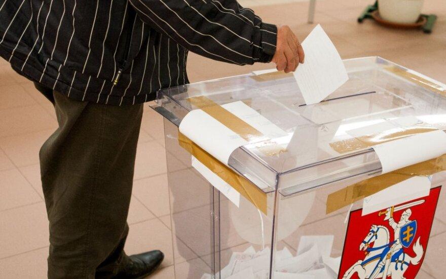 В трех одномандатных округах начался второй тур парламентских выборов