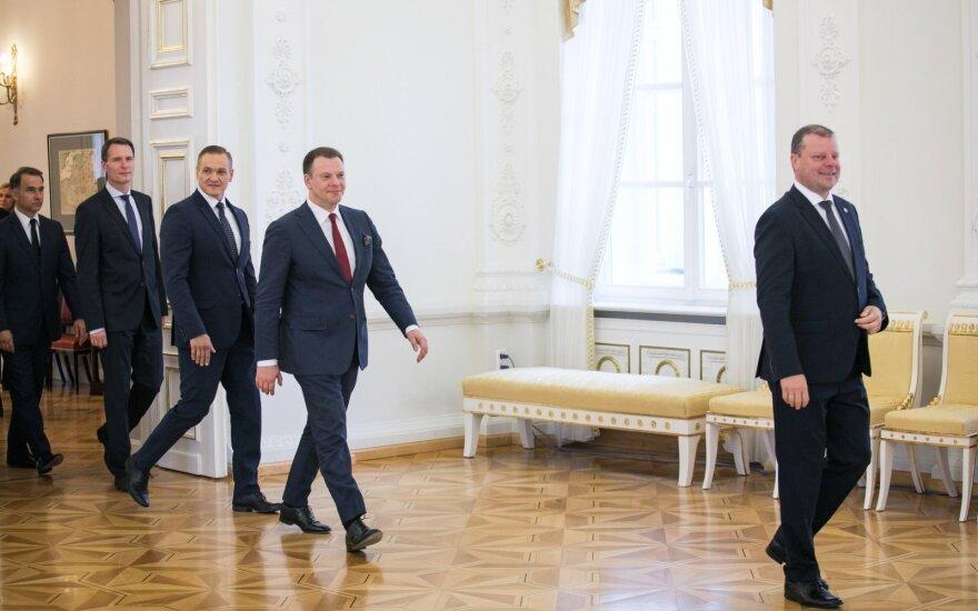 Половина правительства Литвы уходит в отпуск