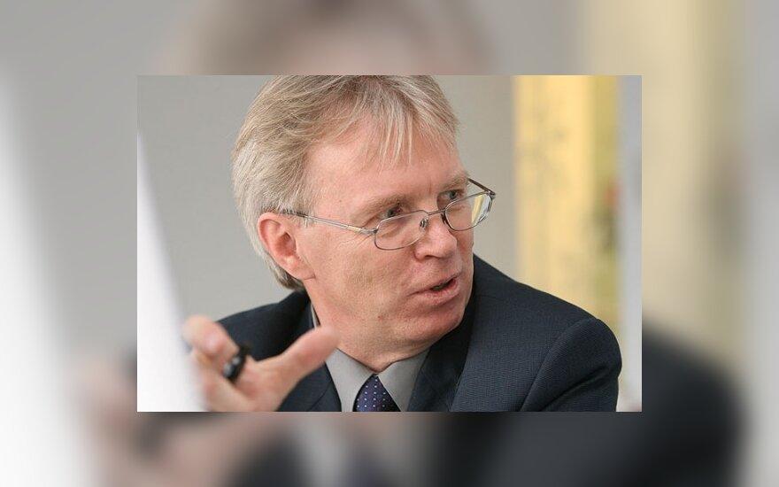 """Янкаускас: будет обсуждаться вопрос """"потолка"""" """"Содры"""""""