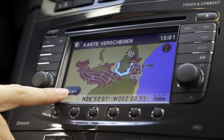 Контроль: на всех министерских авто установят GPS
