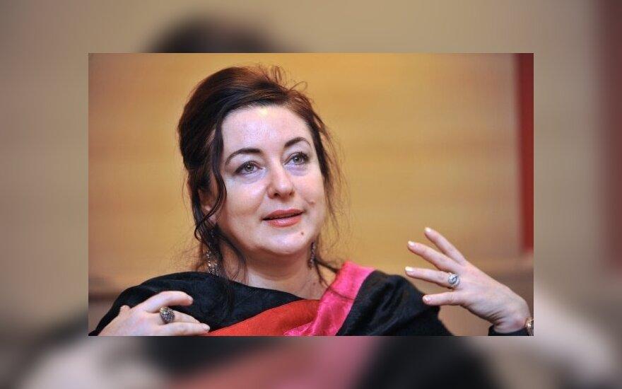 Тамара Гвердцители выступит в Литве