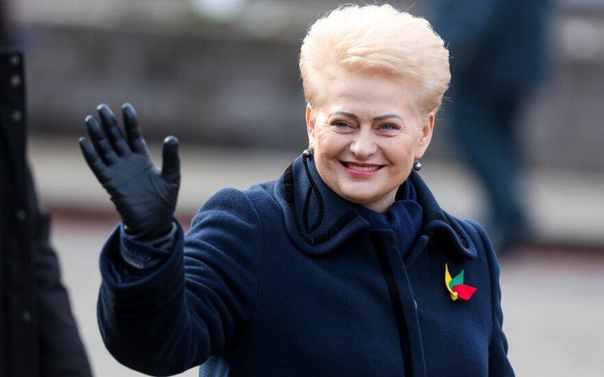 Президент Литвы поздравила Зеленского с победой
