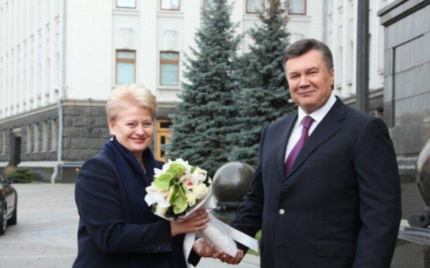 Президент Литвы: от дела Тимошенко зависит сближение Украины с ЕС