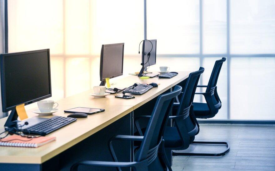 Новое предложение НЦОЗ – в офисе работники не должны сидеть лицом к лицу