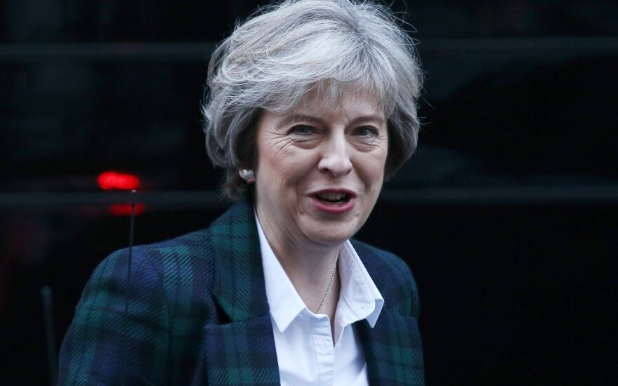 """Британское правительство опубликовало законопроект о """"брексите"""""""