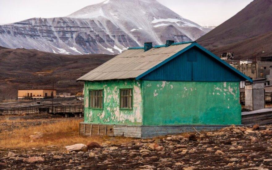 Špicbergenas, Svalbardas