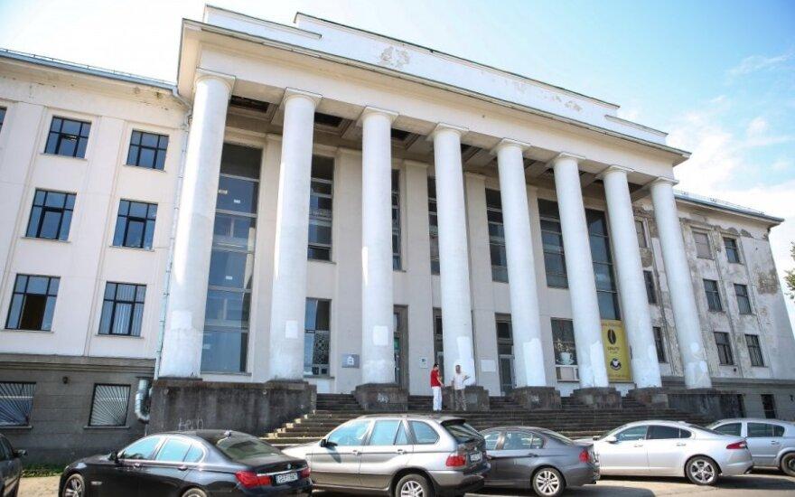 Бирутис и Шимашюс хотят перенять Дворец профсоюзов у предпринимателей