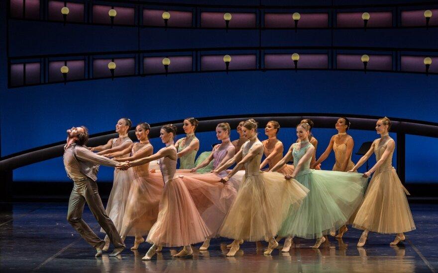 Театр балета Бориса Эйфмана покажет в Литве спектакль о Чайковском