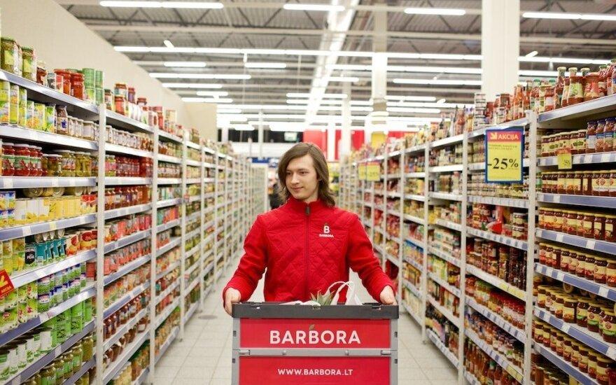 Elektroninė parduotuvė Barbora