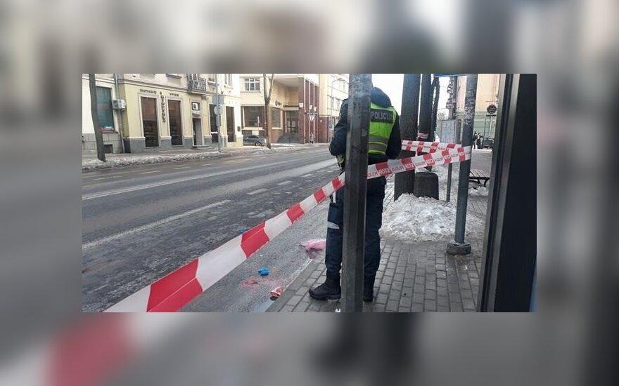 В Клайпеде маршрутный автобус переехал женщину