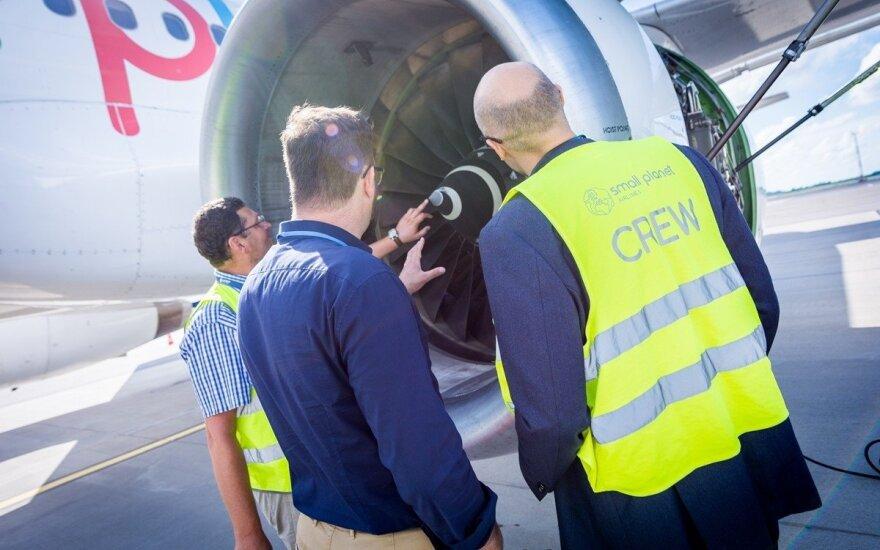 Lėktuvo techninė apžiūra