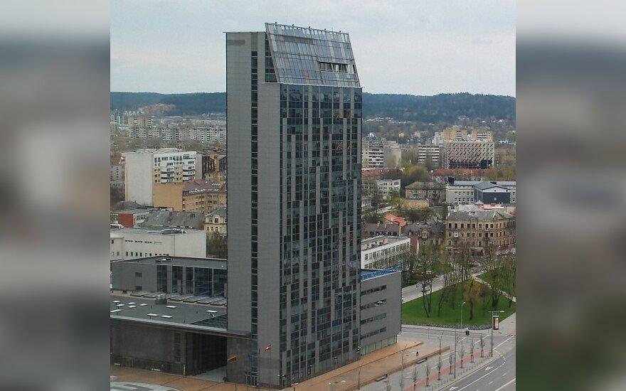 Здание вильнюсского самоуправления могут продать