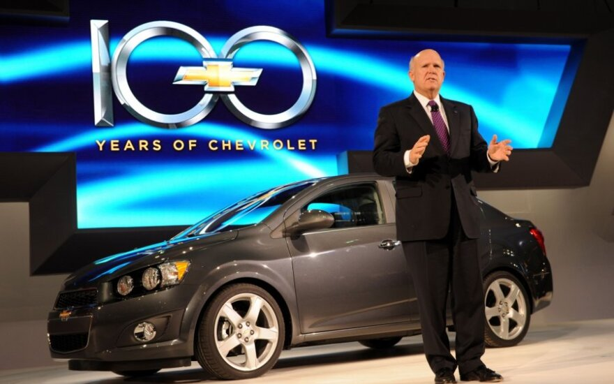 Danielis Akersonas (General Motors)