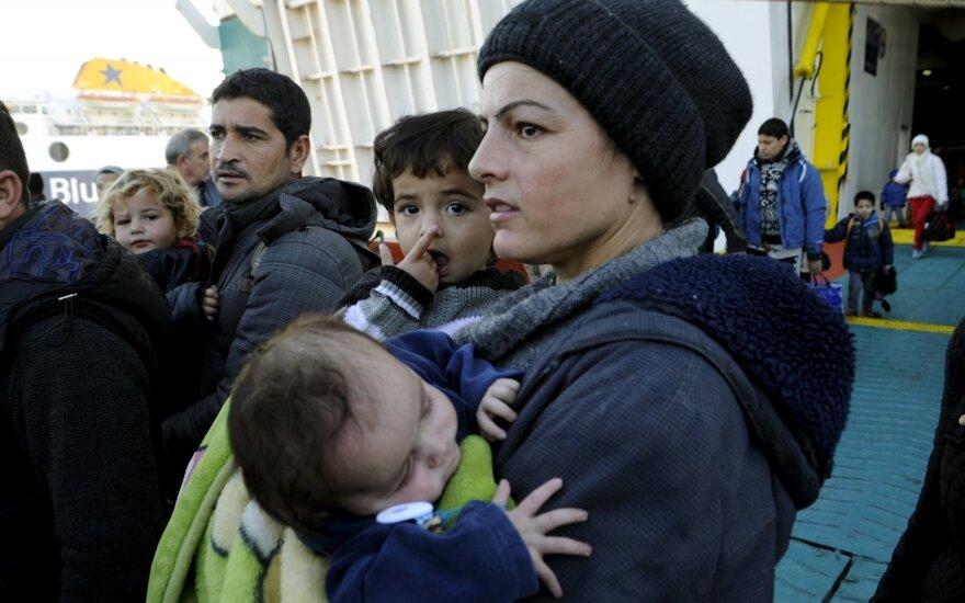 Изменение условий: что ждет беженцев в Литве?