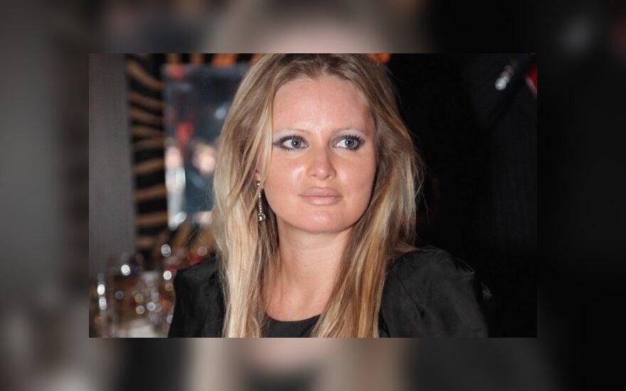 Дана Борисова вернулась в идеальную форму
