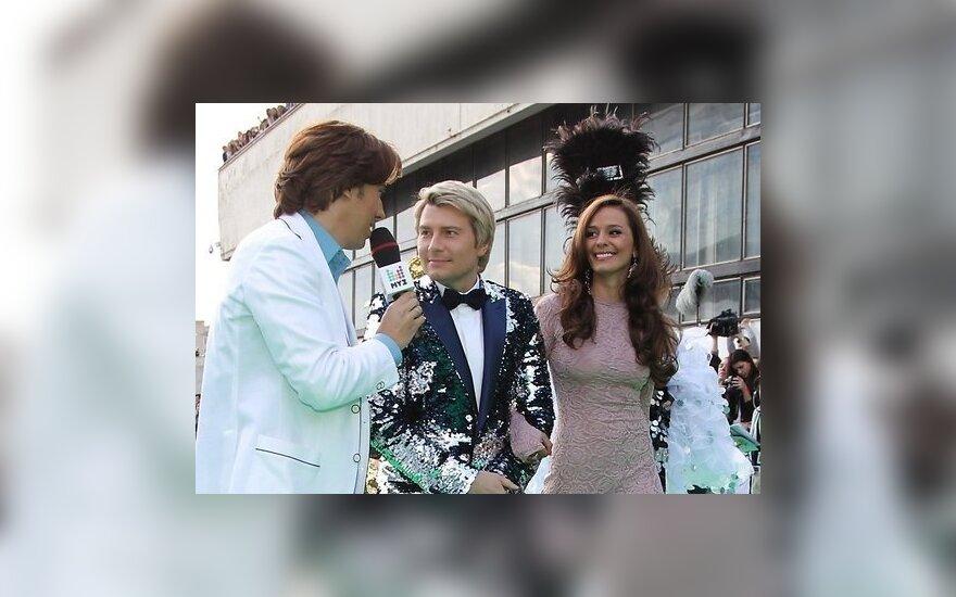 Николай Басков женится на украинской телеведущей